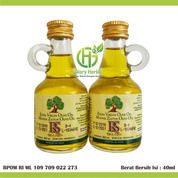 Minyak Zaitun RS Rafael Salgado 40ml (Extra Virgin Olive Oil) (26794615) di Kota Semarang