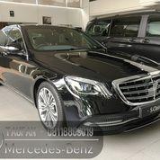 Mercedes-Benz S 450 L 2020 (NIK 2020) Hitam Promo Dealer MercedesBenz Jakarta (26795879) di Kota Jakarta Selatan