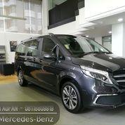 Mercedes-Benz V 260 LWB Electric Seat 2020 (NIK 2019) Grey Promo Dealer MercedesBenz Jakarta (26795991) di Kota Jakarta Selatan