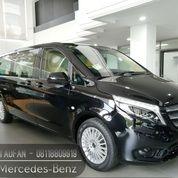 Mercedes-Benz Vito Lombardi 2020 (NIK 2019) Hitam Promo Dealer MercedesBenz Jakarta (26796955) di Kota Jakarta Selatan