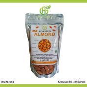 Kacang Almond Panggang - Roasted Almond 250 Gram (26798027) di Kota Semarang