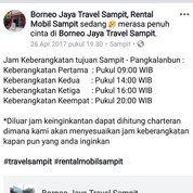 Agen Travel Sampit Ke Pangkalanbun Terpercaya (26799971) di Kab. Kotawaringin Timur