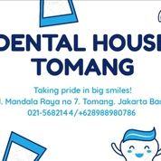 Dental House Tomang-Praktek Dokter Gigi Spesialis Keluarga Anda (26801603) di Kota Jakarta Barat