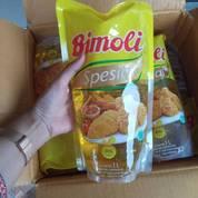 Distributor Minyak Goreng Bimoli Spesial 1/2 Liter (26801939) di Kota Jakarta Barat