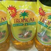 Distributor Minyak Goreng Tropical 1/218 Liter (26801955) di Kota Jakarta Barat