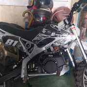 Motor Kecil M2 Mini Motocross (26801987) di Kota Jakarta Selatan