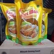 Distributor Minyak Goreng Kunci Mas 1/2 Liter (26801995) di Kota Jakarta Barat
