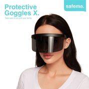 Face Shield Kacamata Artis Fashion Jessica Iskandar Safety Goggle X (26802247) di Kota Jakarta Selatan