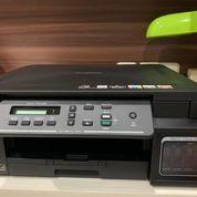 Printer Brother DCP T510w Murah, Kondisi Mulus, Baru Dibeli, Garansi Aktif 3th (26802495) di Kota Denpasar