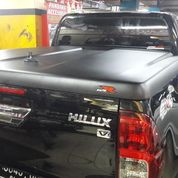 TUTUP BAK HILUX REVO MODEL DATAR IMPORT (26808967) di Kota Makassar