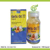 Kapsul Garlic Oil 77 (Kapsul Minyak Bawang Putih) (26813447) di Kota Semarang