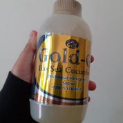 Jelly Gamat Gold-G 500ml (Bio Sea Cucumber) Asli (26813867) di Kota Semarang