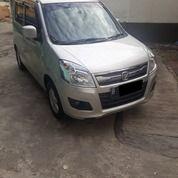 Suzuki Karimun Wagon R GX M/T Th 2014 Silver Met Full Ori (26826095) di Kota Jakarta Selatan