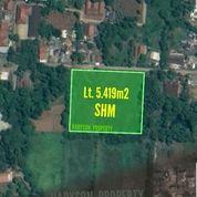 Lahan Peegudangan 5419 M2 Setu Bekasi (26840599) di Kab. Bekasi
