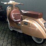 Vespa Sprint Tahun 1977 Coklat (26885379) di Kota Bekasi
