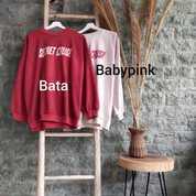 Sweater Bahan Bebyterry Secret Crush Tee (26911491) di Kota Bekasi
