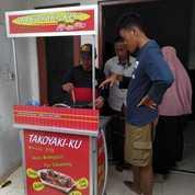 PELUANG USAHA TAKOYAKI LENGKAP MODAL TERJANGKAU (26920531) di Kota Jakarta Timur