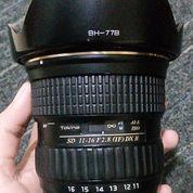 Tokina 11-16mm F2.8 IF DX II For Nikon Mulus Lengkap Box (26922343) di Kota Jakarta Barat