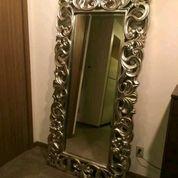 Cermin Ukir Kayu Jati Berkualitas (26922747) di Kota Jakarta Barat