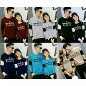 Sweater Couple Pasangan (26924951) di Kab. Bekasi