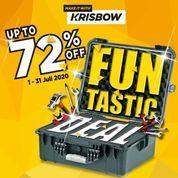 Krisbow Disc. Up To 72% Off (26925083) di Kota Jakarta Selatan
