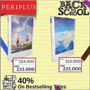 Periplus Promo Back To School (26925255) di Kota Jakarta Selatan