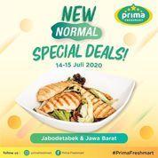 Prima Freshmart New Normal Special Deals (26925291) di Kota Jakarta Selatan