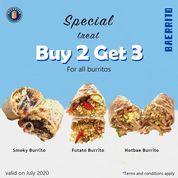 Baerrito Special Treat Buy 2 Get 3 (26925407) di Kota Jakarta Selatan