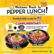 Pepper Lunch Promo Re-Opening (26925459) di Kota Jakarta Selatan