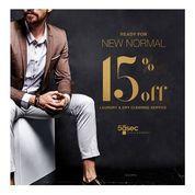 5asec Ready For New Normal 15% Off (26925603) di Kota Jakarta Selatan