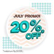 Freshshoe.id July Promo 20% Off (26925611) di Kota Jakarta Selatan