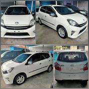 Toyota Agya 2014 Matic Warna Putih Bersih (26934599) di Kota Denpasar