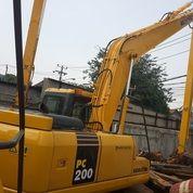 Excavator(EX) Komatsu Long Arm PC200-7 Tahun 2008 (26935351) di Kota Jakarta Timur
