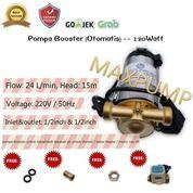 Mesin Pompa Air Booster Auto Booster Pump 120w Pompa Dorong (26938383) di Kota Jakarta Utara