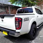 Nissan Navara Double Cabin 4x4 Diesel 2017 (26949367) di Kota Surabaya
