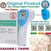 Thermometer Gun / Pengukur Suhu / Termometer Infrared (26950303) di Kota Jakarta Utara