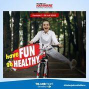 Transmart Carrefour Have Fun Go Healthy (26959579) di Kota Jakarta Selatan