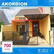 Rumah Baru Luas 103 Di Akordion Tunggulwulung Sukarno Hatta Kota Malang _ 352.20 (26970623) di Kota Malang