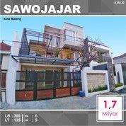 Rumah Baru 3 Lantai Luas 135 Di Dirgantara Sawojajar 1 Kota Malang _ 354.20 (26970939) di Kota Malang