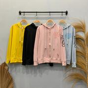 Sweater Hoodie Kenz* Bahan Spandek Stretch Import Stuff (26975067) di Kota Bekasi