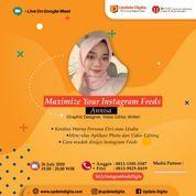 Maximize Your Instagram Feeds (26975347) di Kota Jakarta Pusat