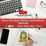PROMO! TELP/SMS/WA: 0823-3006-0012 (Tsel), Kursus Menulis Online, Kursus Menulis Novel (26981011) di Kab. Bojonegoro