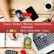 DISKON! TELP/SMS/WA: 0823-3006-0012 (Tsel), Kursus Menulis Novel, Kursus Menulis Buku (26981091) di Kab. Bojonegoro