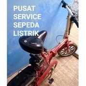 Service Sepeda Listrik Segala Merk Bergaransi (26991219) di Kota Malang