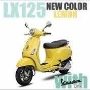 New Vespa Lx LED 125 I Get (Kuning) (26995311) di Kota Depok