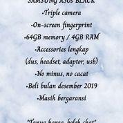 TERMURAH!!!!! SAMSUNG A50S 4/64 MASIH GARANSI (26997171) di Kota Bandung