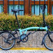 Jasa Import Sepeda Brompton Mudah (27005775) di Kota Depok