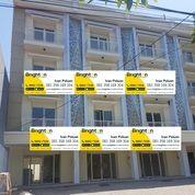 3 Unit Ruko 3,5 Lantai Manyar Kertoadi (27008587) di Kota Surabaya