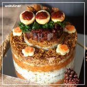 Tumpeng Cake, Harga HANYA Rp 250.000/8pax Dari Wakuliner (27010047) di Kota Jakarta Pusat