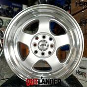 Velg Mobil Celong Ring 15 Lebar 7/8 Pcd 4x100 4x114,3 Tipe Brisket Warna Silver (27014367) di Kota Semarang